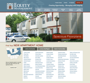Equity management full website