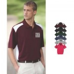Vansport ™ Omega Sport Block Polo