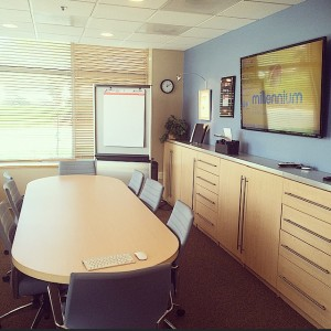 Remodeled Conference Room