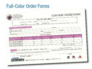 Full Color Order Forms