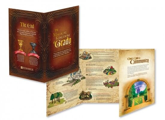 The Magical Kingdom of Grady Brochure
