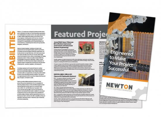 Newton Corporation Brochure