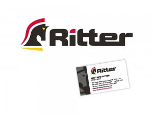 Ritter Brand Design and Stationery Package
