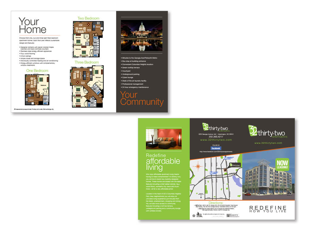 3232 Apartments Brochure