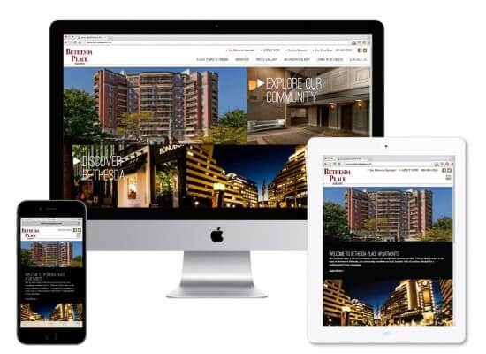 Bethesda Place Apartments Website