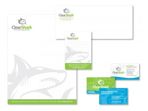 ClearShark Stationery Package