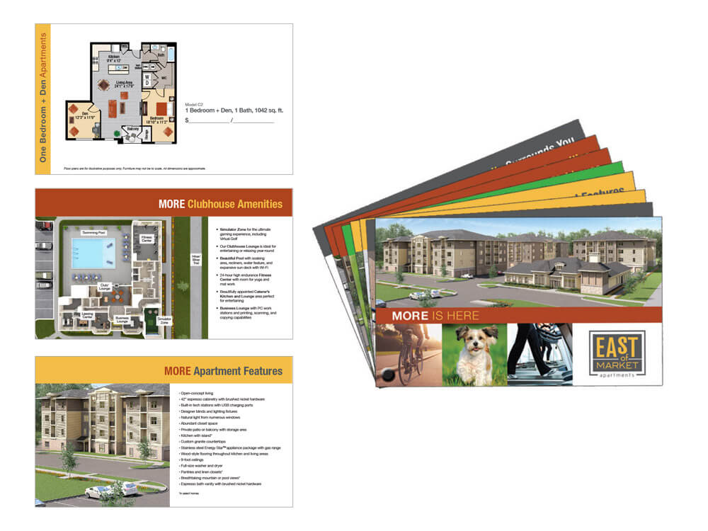 East of Market Brochure