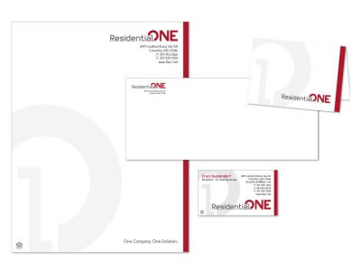 Residential one stationery