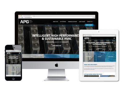 APG company website