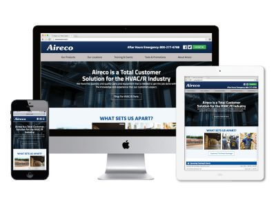 Aireco company website