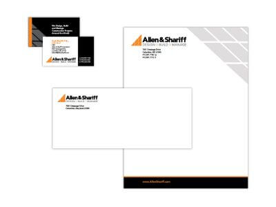 Allen shariff stationery