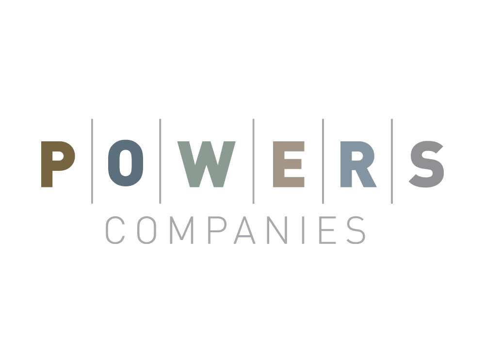 Powers company logo