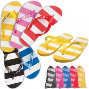 Multi color sandals