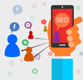SEO social media picture