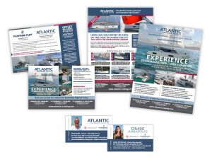 ACY flyers and business cards