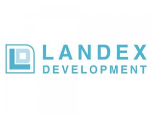 Landex development logo