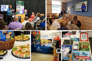 Millennium marketing solutions lunch and learn