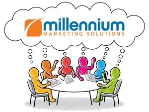Millennium Marketing Solutions clipart
