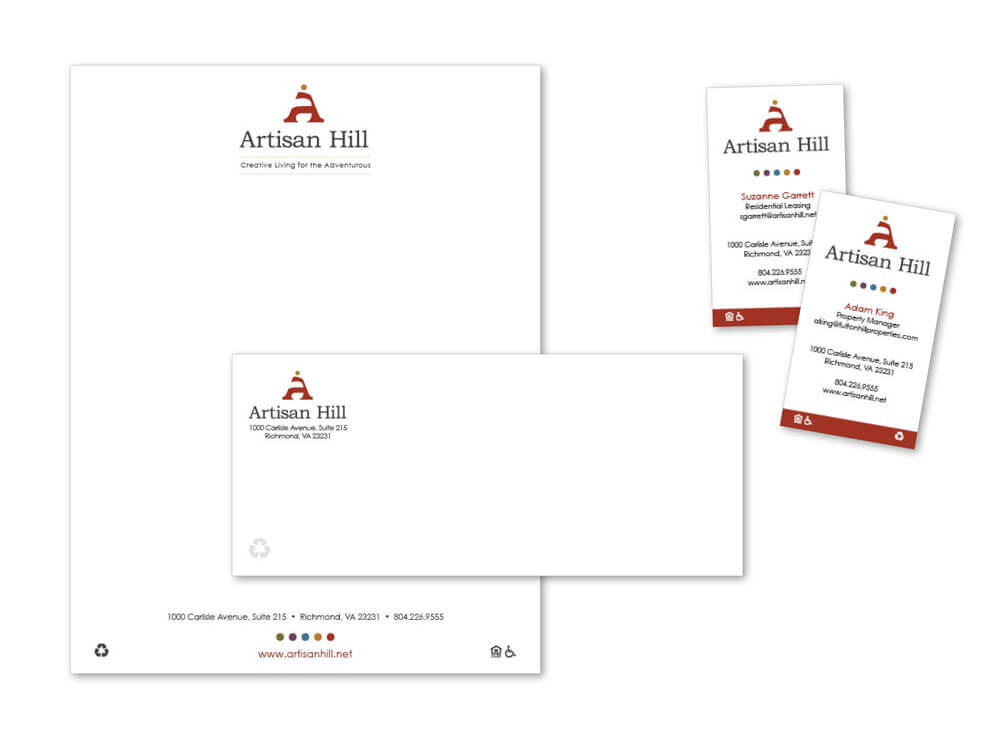 Artisan Hill Stationery