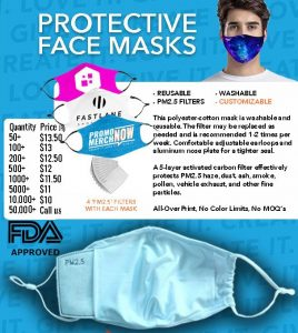 Protective Face Masks