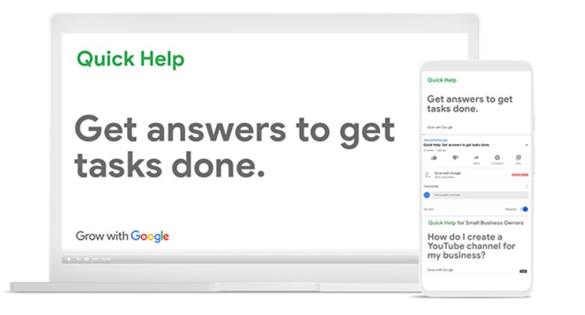 Quick Help Videos for Using Google's Best Tools