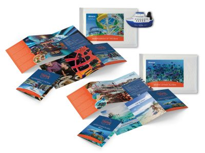 Aireco Tropical Voyage Campaign Packages