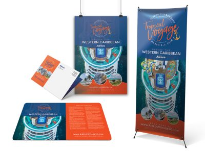 Aireco Tropical Voyage Collateral