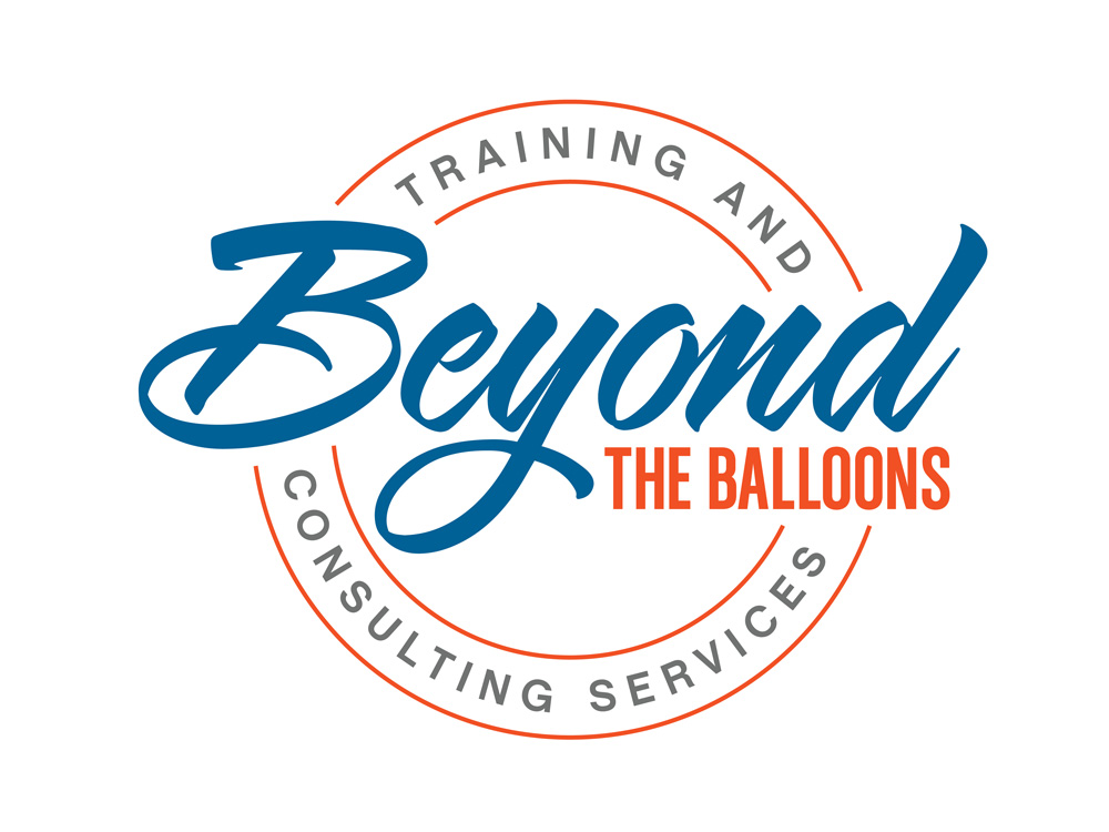 Logo for Beyond The Balloons