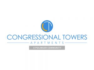 Logo for Congressional Towers
