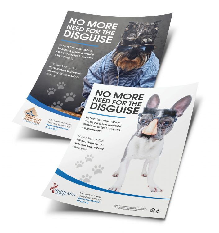 Polinger Pet Friendly Flyers