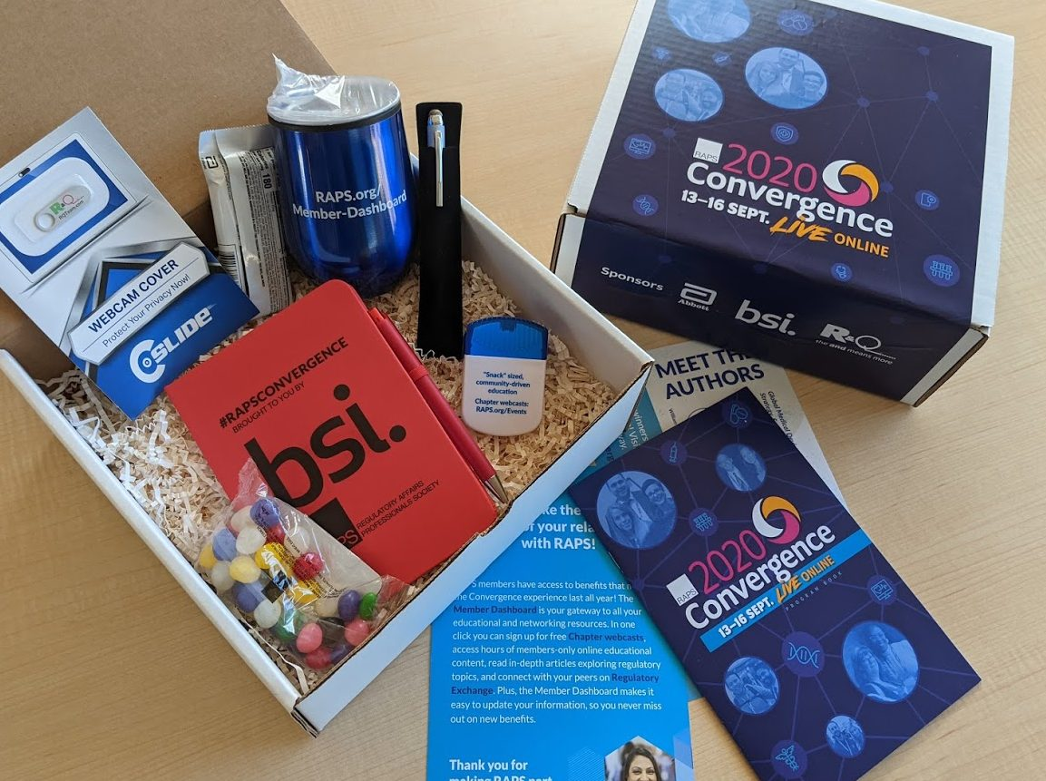 Hand-picked Swag Boxes, Shipped Directly to Attendees